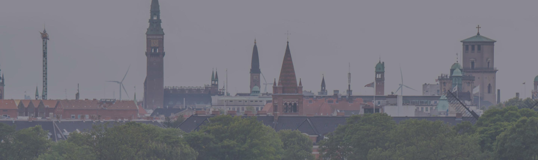 Kontainer - Driftet i København