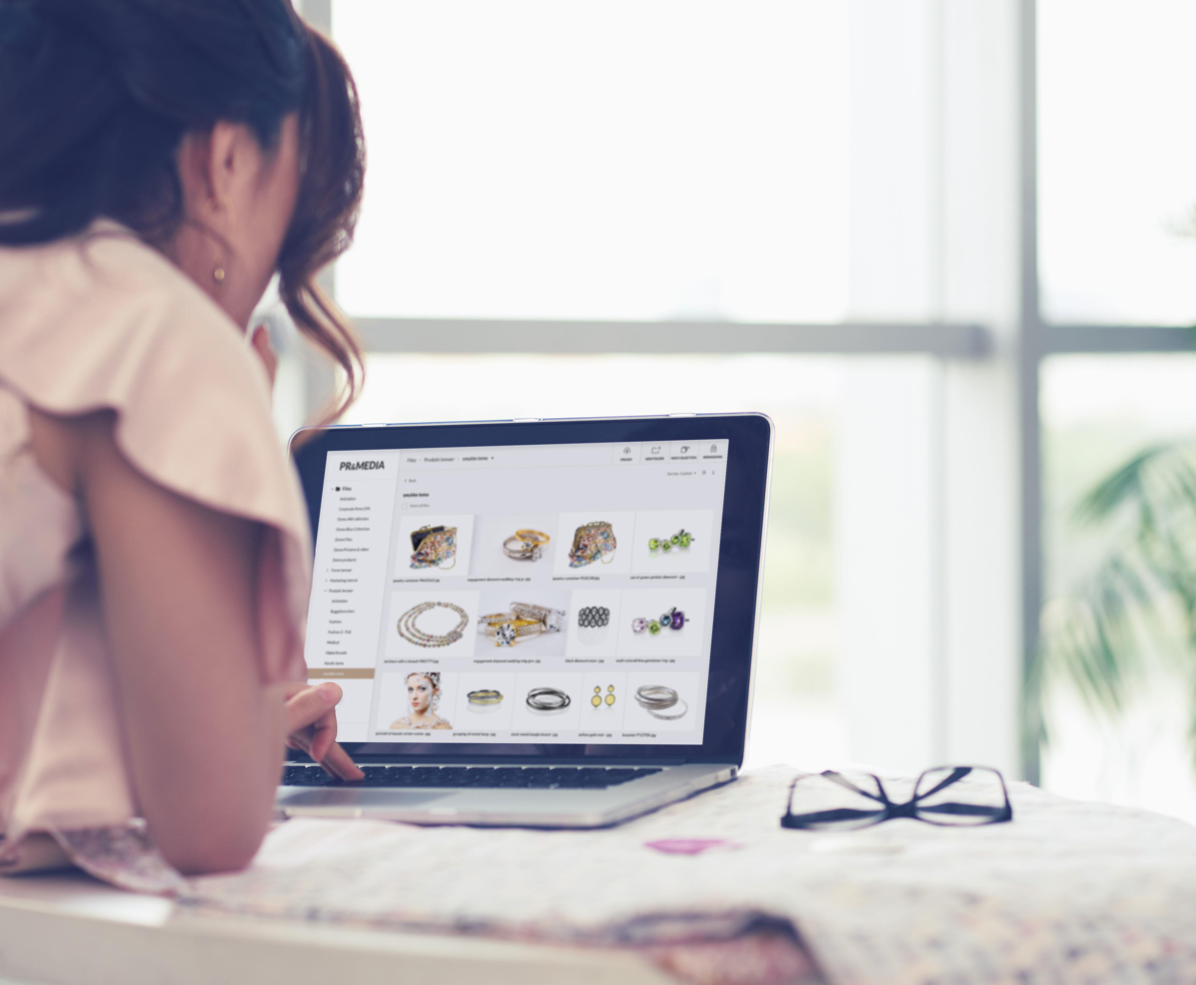 Kontainer - Digital Asset Management system