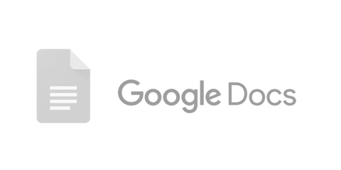 Kontainer - Google Docs integration
