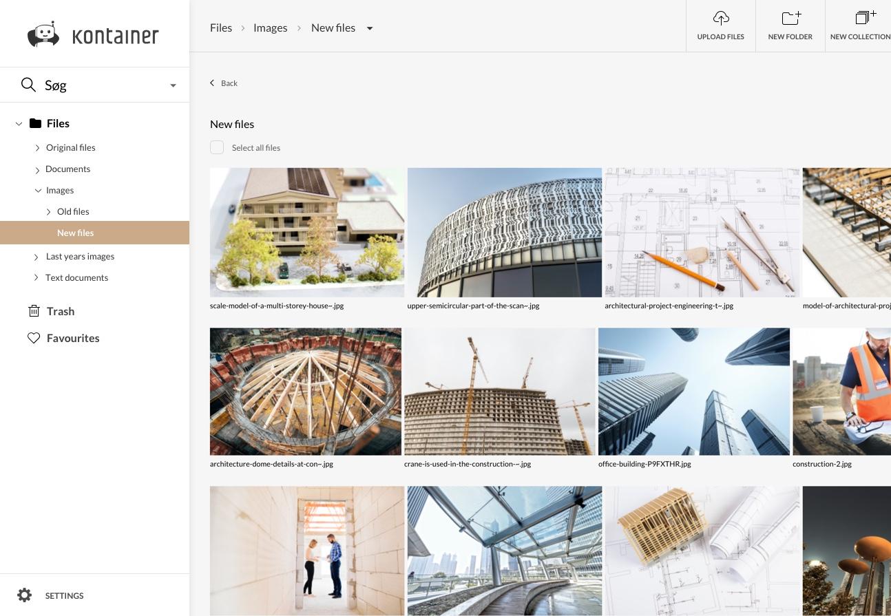 Digital Asset Management for Architects